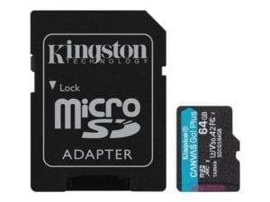 KINGSTON 64GB microSDXC