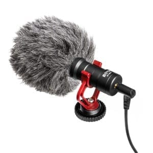 suuntaava mikrofoni