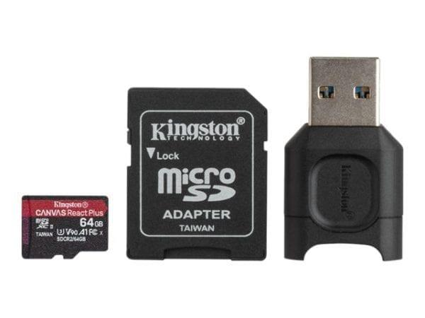 UHS-II microSD muistikortti