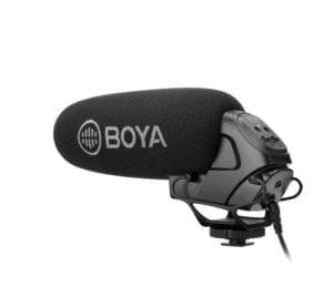 kamera mikrofoni