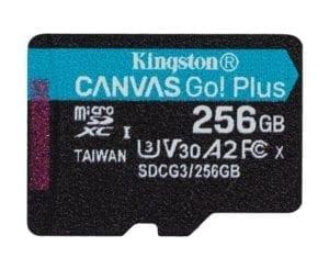 256 microSD