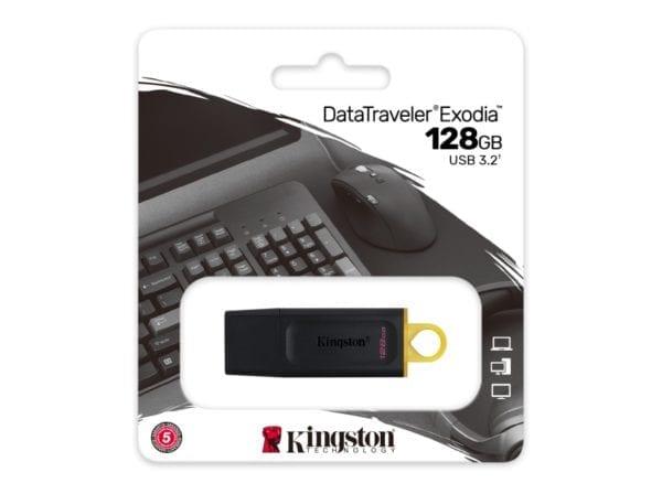 USB 3.2 muisti