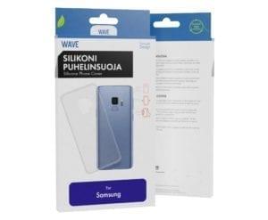 Samsung A12 Silikonisuoja